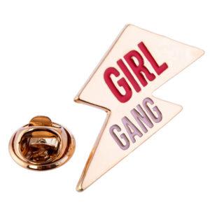 Pin Girl Gang Rayo