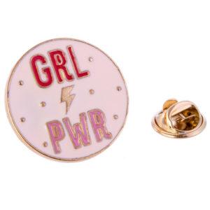 Pin Girl Power