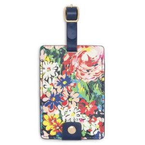 Tag de maleta Flower Shop