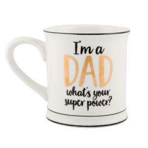 Taza Dad Superpower