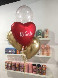 ramo globos valencia san valentin te quiero roberto