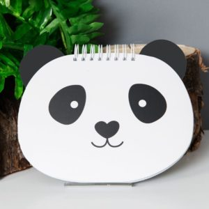 Libreta Oso Panda 1