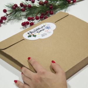 Pack de Lettering Christmas Time