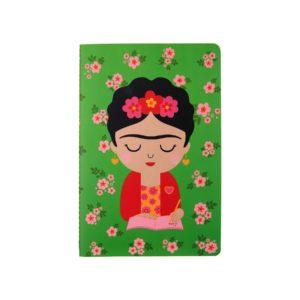Libreta A5 Frida Kahlo