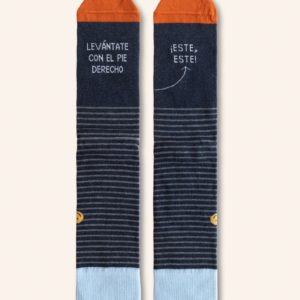 Calcetines Levántate con el pie derecho 1