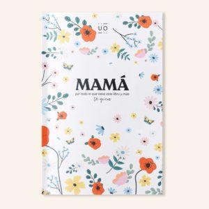Libro y Álbum Rellenable Mamá 1