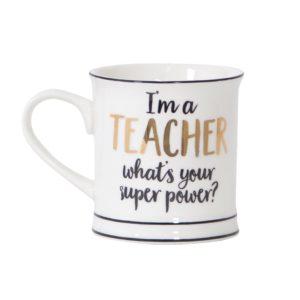 Taza Teacher Superpower