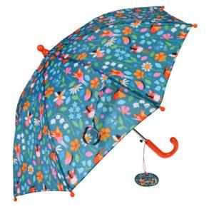 Paraguas infantil Hadas en el Jardín 1
